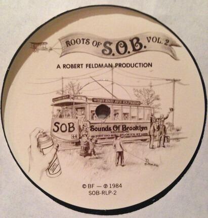 #<Artist:0x00007fcee15d5e00> - Roots Of S.O.B. Vol 2