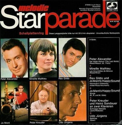 #<Artist:0x00007fd8d9a2b2c8> - Starparade