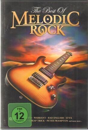 #<Artist:0x00007faffce26540> - The Best Of Melodic Rock