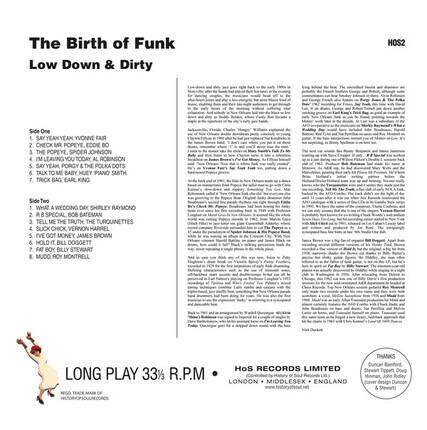 #<Artist:0x00007f9215bf7828> - The Birth Of Funk