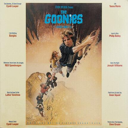 #<Artist:0x00007f19e540e010> - The Goonies - Original Motion Picture Soundtrack