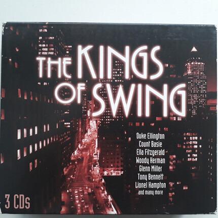 #<Artist:0x00007f740cd34b40> - The Kings Of Swing