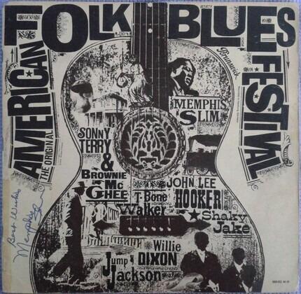 #<Artist:0x00007fa184b90af0> - The Original American Folk Blues Festival