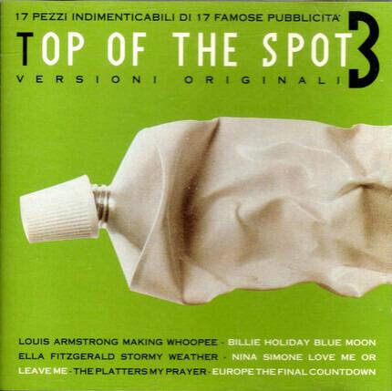 #<Artist:0x00007f410c8987b8> - Top Of The Spot 3
