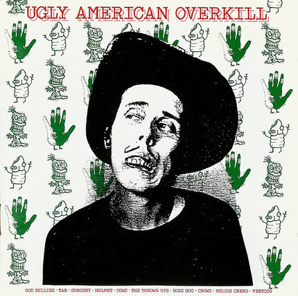 #<Artist:0x00007f3ce6aef220> - Ugly American Overkill