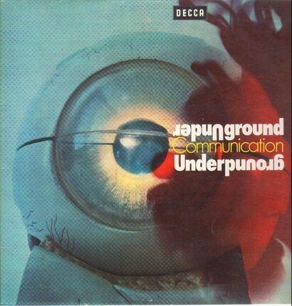#<Artist:0x00007fbd6b52b388> - Underground Communication
