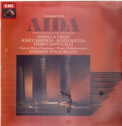 #<Artist:0x00007f4104d2e528> - Aida (Großer Querschnitt / Carreras)