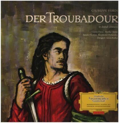 #<Artist:0x00007f73dc5777e8> - Der Troubadour (Il Trovatore)