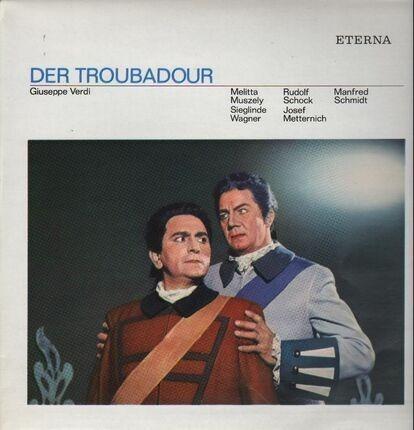 #<Artist:0x00007fcee1f584f0> - Der Troubadour