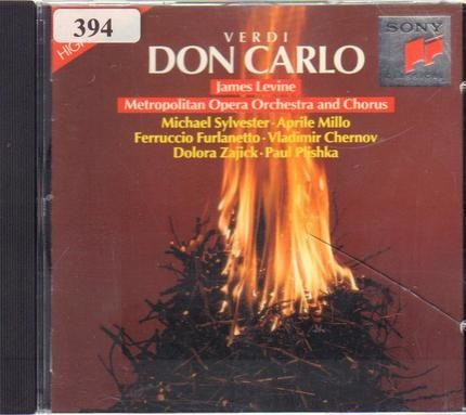 #<Artist:0x00007f740fa79a88> - Don Carlo - Highlights
