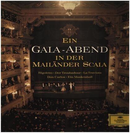 #<Artist:0x0000000006a636b8> - Ein Gala-Abend in der Mailänder Scala