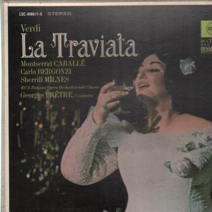 #<Artist:0x00007fce18d6e0a0> - La Traviata