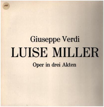 #<Artist:0x00007f60e0655660> - Luise Miller