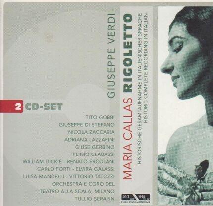 #<Artist:0x00007fcee3fbe230> - Maria Callas Rigoletto