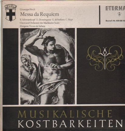 #<Artist:0x00007f801e4f3738> - Messa da Requiem