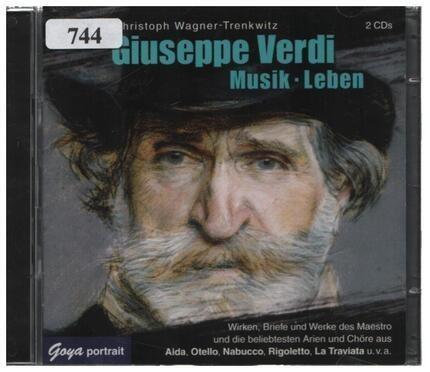 #<Artist:0x00007f60e2a4bf60> - Musik - Leben: Wirken, Briefe Und Werke Des Maestro..