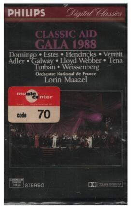 #<Artist:0x00007f60c03d6b48> - Classic Aid Gala 1988