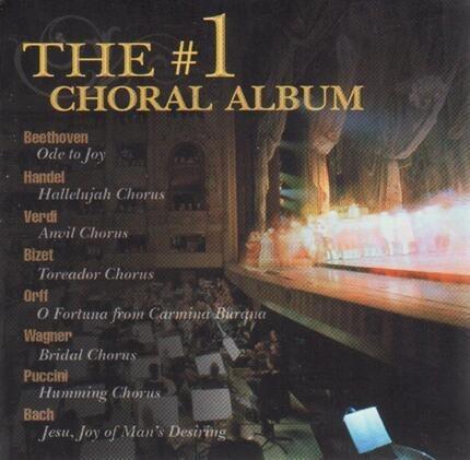 #<Artist:0x00007f73ec79d3a0> - The #1 Choral Album