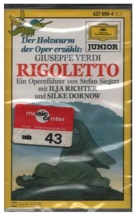 #<Artist:0x000000000785d0c0> - Rigoletto - Ein Opernführer Von Stefan Siegert