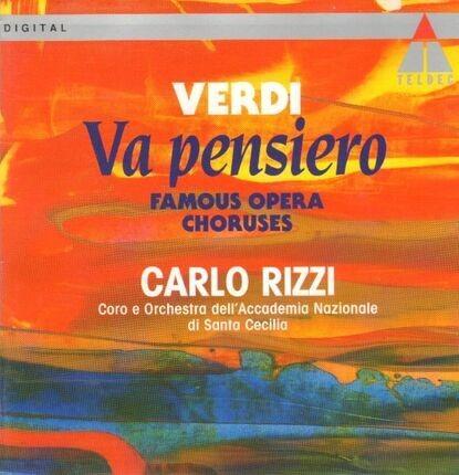 #<Artist:0x00007fcec273c100> - Va Pensiero - Famous Opera Choruses
