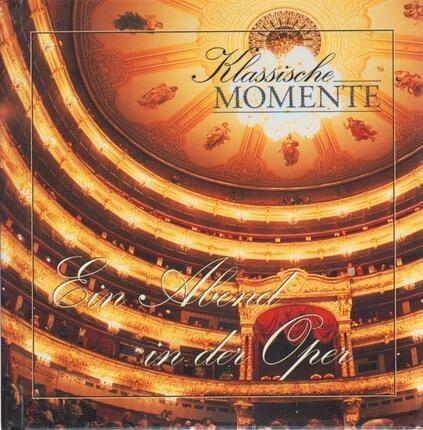 #<Artist:0x00007fcee0864b68> - Ein Abend in der Oper