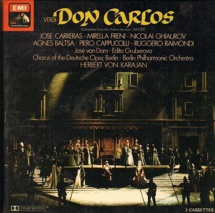 #<Artist:0x00007fcec9abd0c0> - Don Carlos