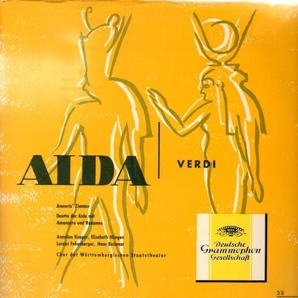 #<Artist:0x00007f6f1d8f66a8> - Drei Duette aus 'Aida'