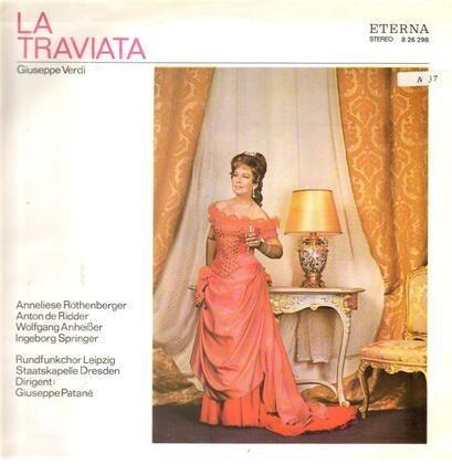 #<Artist:0x0000000008af0a98> - La Traviata