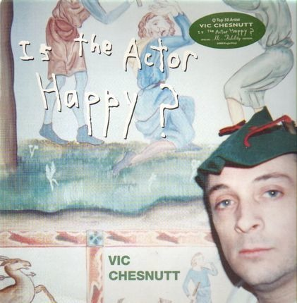 #<Artist:0x00007f410d3de230> - Is the Actor Happy?