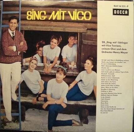#<Artist:0x00007f740f3f7688> - Sing Mit Vico