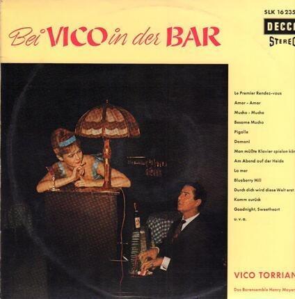 #<Artist:0x00007f412e98d868> - Bei Vico in der Bar