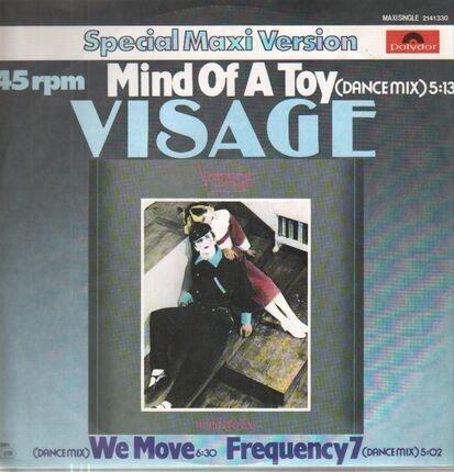 #<Artist:0x00007f412f368c48> - Mind Of A Toy