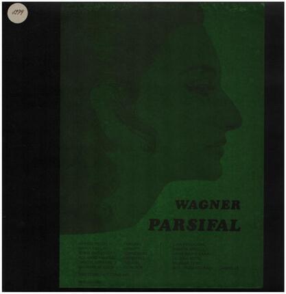 #<Artist:0x00007f159af44690> - Parsifal