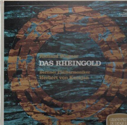 #<Artist:0x00007fe462171418> - Das Rheingold (Karajan)