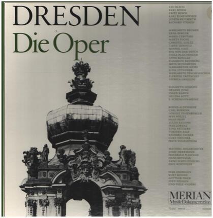 #<Artist:0x00007f73ec666360> - Dresden - Die Oper