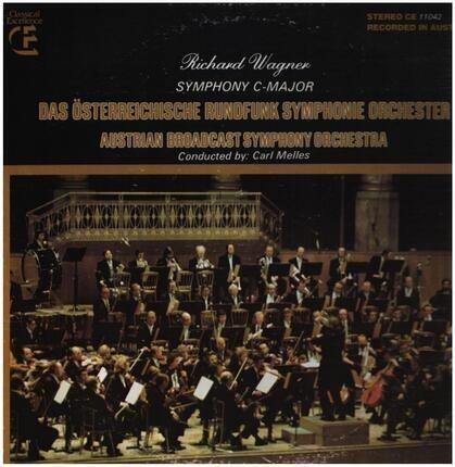 #<Artist:0x00007fce088e5fc0> - Symphony C-major