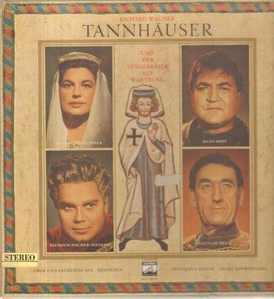 #<Artist:0x00007f41049bcf48> - Tannhäuser Und Der Sängerkrieg Auf Wartburg