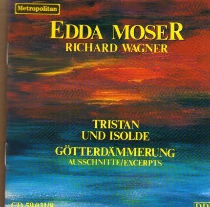 #<Artist:0x00000000088e7468> - Tristan und Isolde / Götterdämmerung (Excerpts)