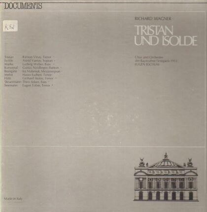 #<Artist:0x00007f412c6b96c0> - Tristan Und Isolde