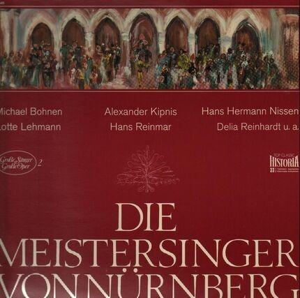 #<Artist:0x00007fb809ae7dd8> - Die Meistersinger von Nürnberg