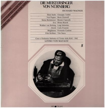 #<Artist:0x00007f04053a52e0> - Die Meistersinger von Nürnberg