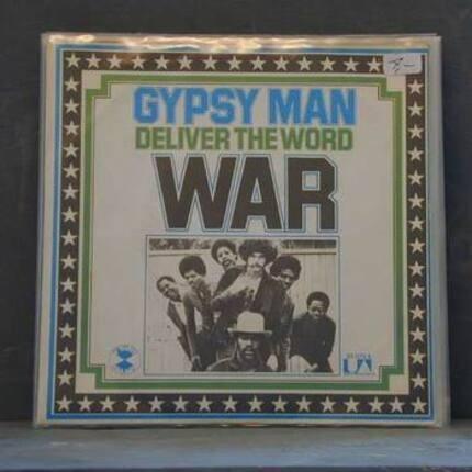 #<Artist:0x00007f41053b6ad0> - Gypsy Man / Deliver The Word