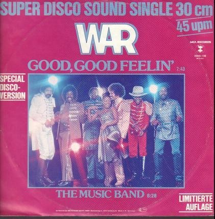 #<Artist:0x00007fac3d9b1ba8> - Good, Good Feelin' / The Music Band