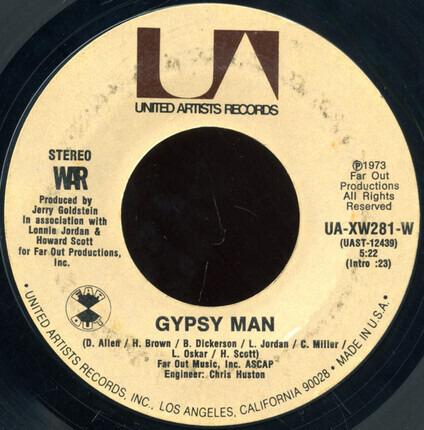 #<Artist:0x00007fcec27ed860> - Gypsy Man