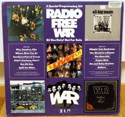 #<Artist:0x00007ff658b63a40> - Radio Free War