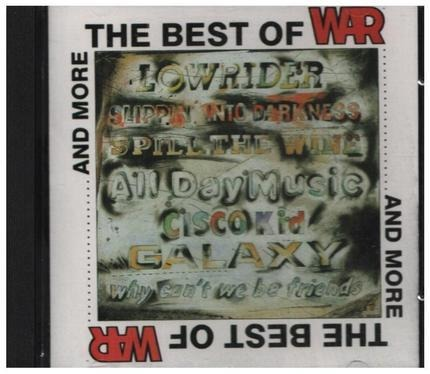 #<Artist:0x00007fb000456e80> - The Best Of War… And More
