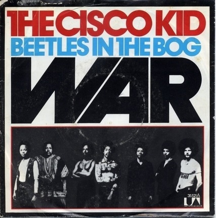 #<Artist:0x00007efef95de748> - The Cisco Kid / Beetles In The Bog