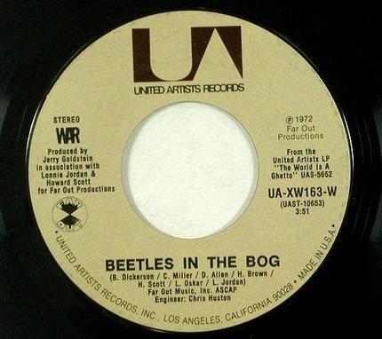 #<Artist:0x00007fbb983404d0> - The Cisco Kid / Beetles In The Bog