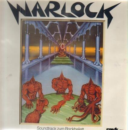 #<Artist:0x00007fb541617328> - Warlock- Soundtrack zum Rockballett