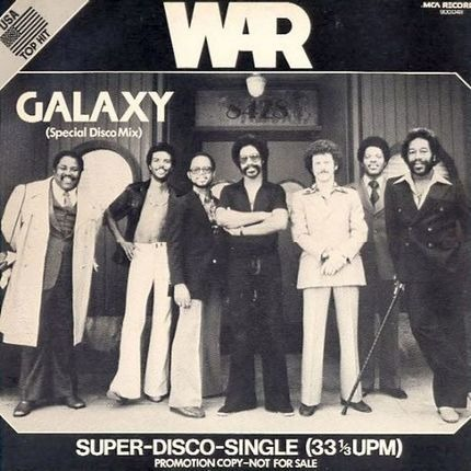 #<Artist:0x00007f6529793ac0> - Galaxy / Theme Song From 'Which Way Is Up'